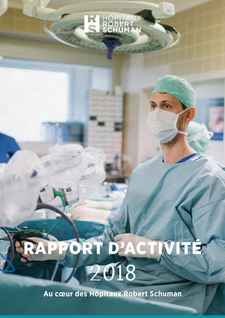 Rapport Activité HRS 2018